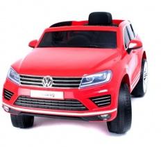 Volkswagen Touareg 12V piros elektromos kisautó