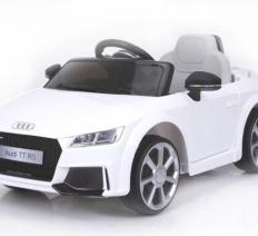 Audi TT RS 2017 fehér Elektromos kisautó