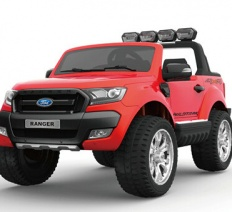 Ford Ranger 4x4 2017 piros 2 személyes elektromos kisautó
